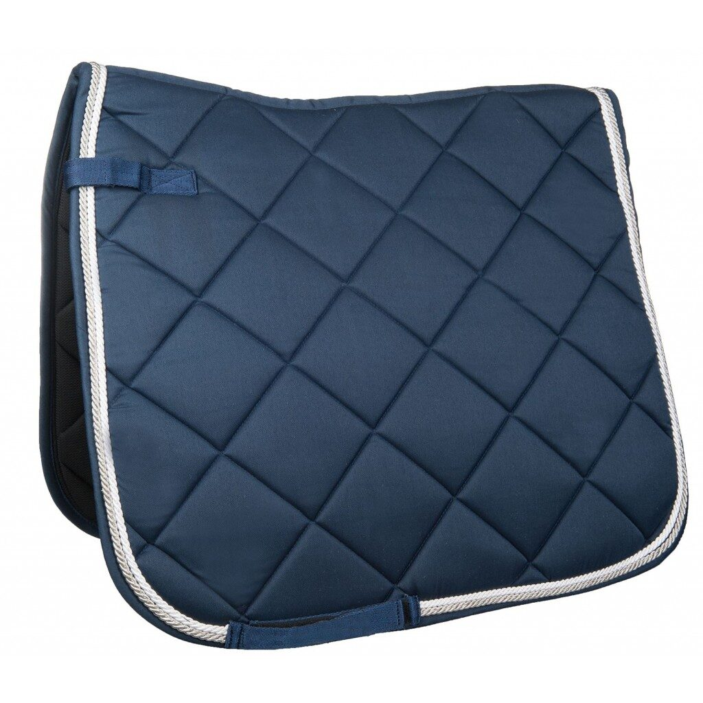 HKM Saddle cloth quilted with functional lining